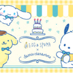 EGG&SPUMA「Sanrio Characters CAFE」