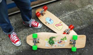 bluth skatebords イメージ