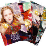 ダイゴー「3Dポストカード」『アリス・イン・ワンダーランド/時間の旅』シ