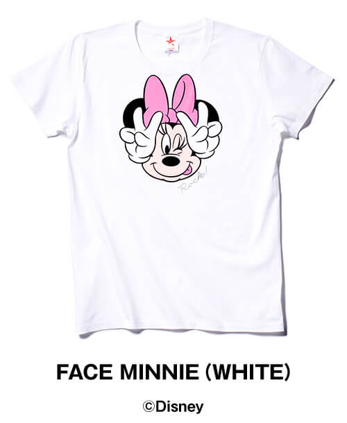FACE-MINNIE(WHITE)