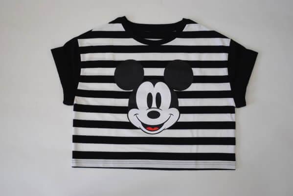 スピンズディズニーミッキーTシャツ