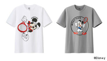 MickeyPlaysTシャツ