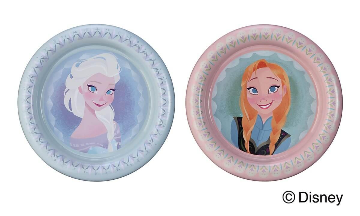 アナと雪の女王プリンコースター