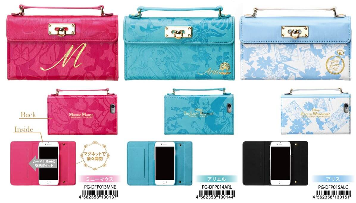 iJacket iPhone 6用 FLIP COVER Mini Bag Type説明