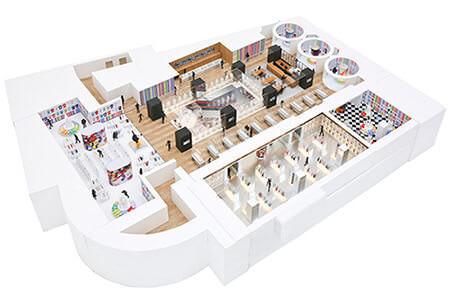 ユニクロ上海グローバル旗艦店