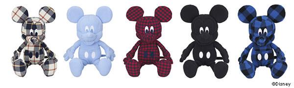 ディズニープロジェクト ぬいぐるみ・ミッキーマウス