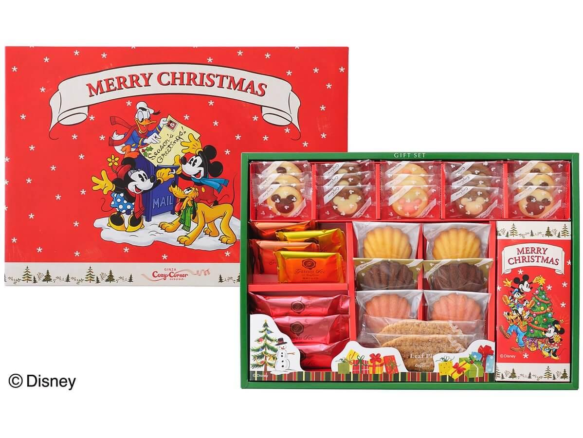 ディズニー クリスマスギフト(12種38個入