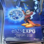 D23 ディズニー3Dクリアファイル