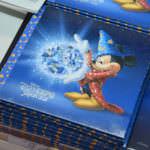 D23 ディズニー絵本風ノート 1080円