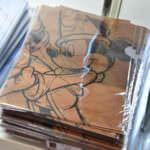 D23 クリアファイル スケッチ 378円