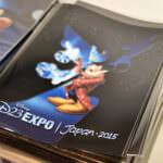 D23 クリアファイル ファンタジア 518円