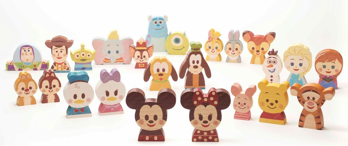 Disney KIDEA キャラクター