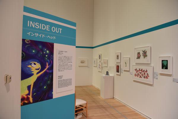 「スタジオ設立30周年記念ピクサー展」  長編映画のマスターピース 『インサイド・ヘッド』