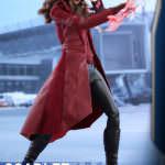 【ムービー・マスターピース】 『シビル・ウォー/キャプテン・アメリカ』1/6スケールフィギュア スカーレット・ウィッチ (6)
