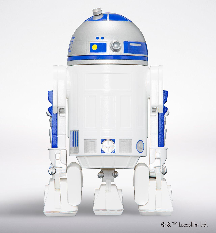 スター・ウォーズ ネーム印スタンド R2-D2 (2)