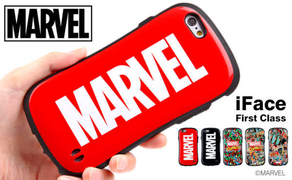 [iPhone6s6専用]MARVEL iface First Classケース (3)