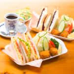 コメダ珈琲「昼コメプレート」 (2)