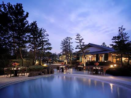 「Hilton Tokyo Bay Poolside Beer Garden (ヒルトン東京ベイ・プールサイド・ビアガーデン)」 (2)