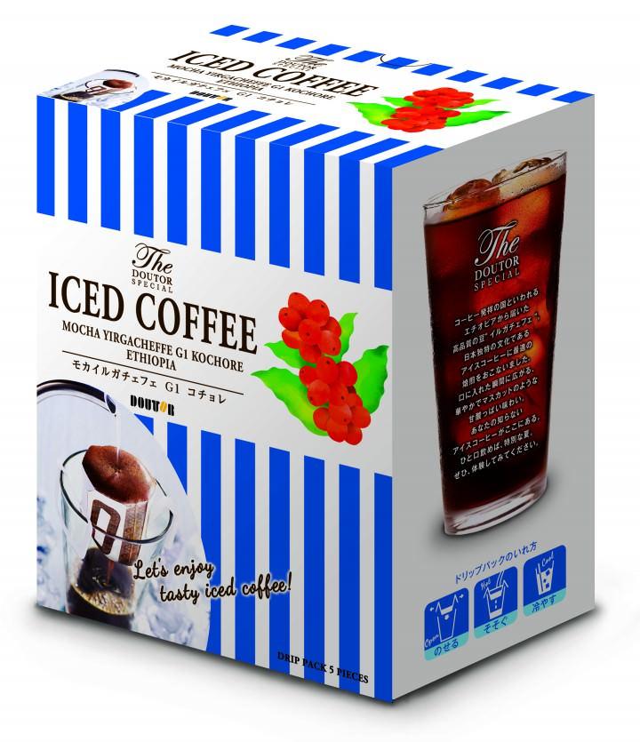 The DOUTOR SPECIAL アイスコーヒー モカイルガチェフェ G1 コチョレ(5袋入)