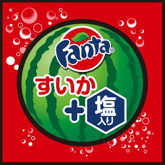 ファンタ すいか (1)
