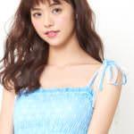 マリン2WAYミディワンピース(ミッキー&ミニー&ドナルドver.)アップ