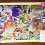 テンヨー「Disney CRYSTAL SEASON」パズル