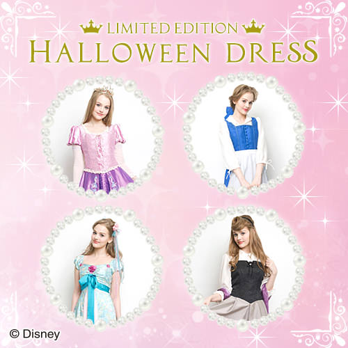 Disney Collection –Halloween Dress-