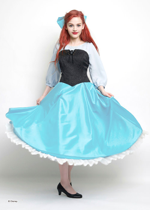 Kiss the girl dress(Little Marmaid ver.)