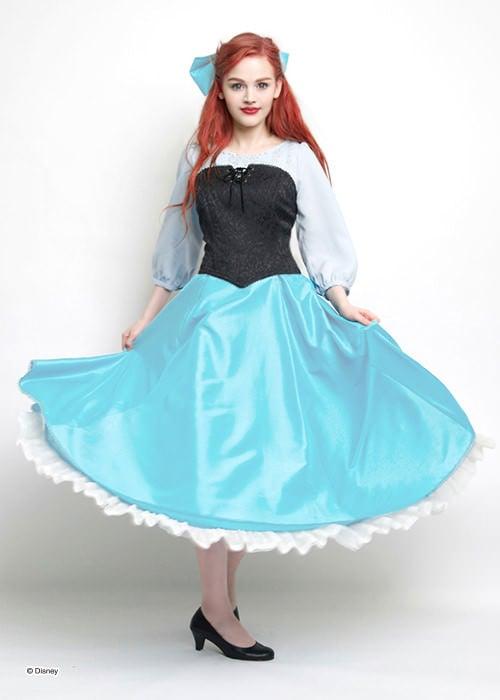 Kiss the girl dress(Little Marmaid ver.)