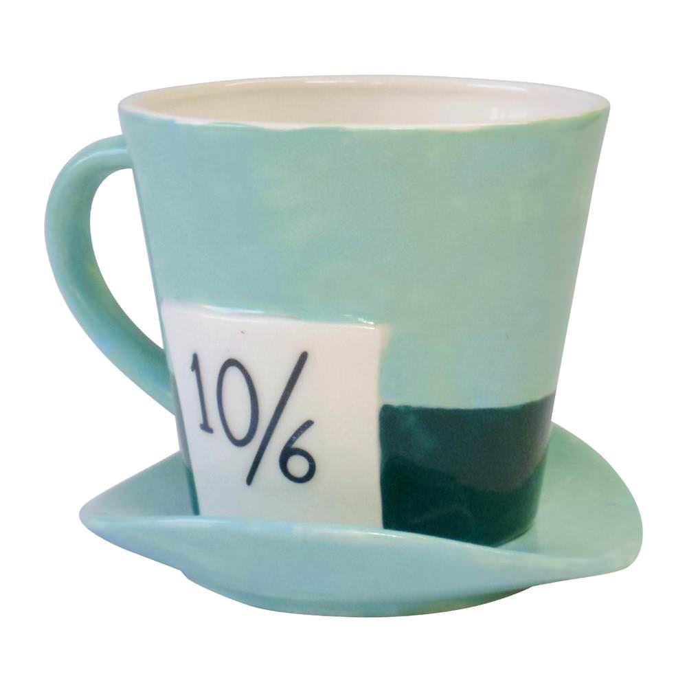 マッドハッターのマグカップ