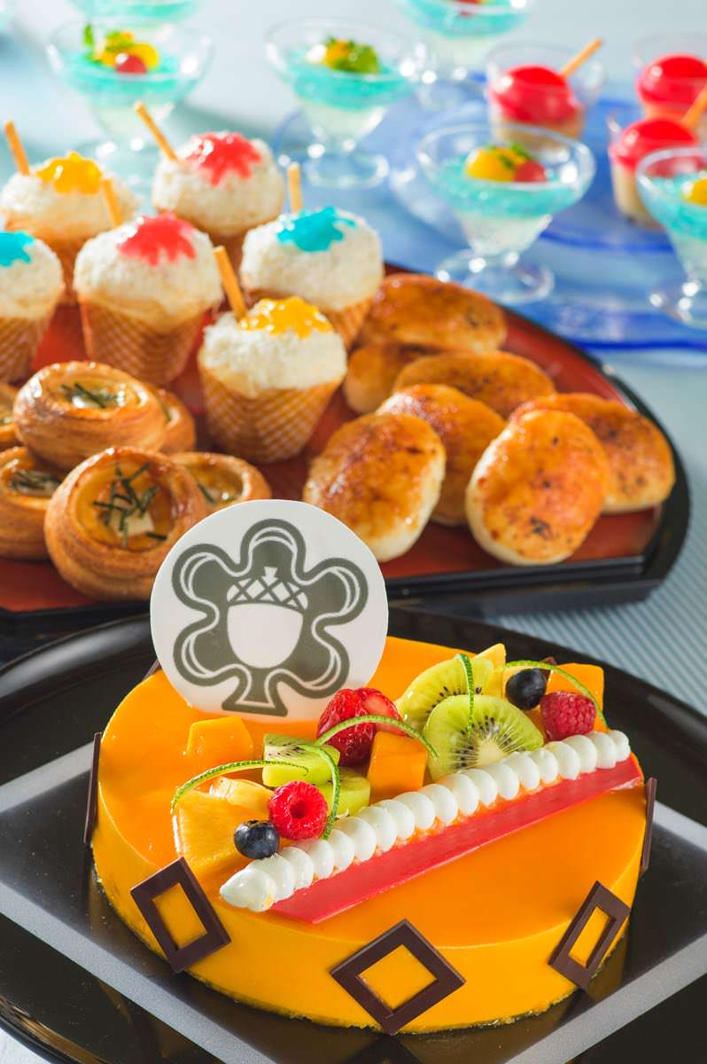 シャーウッド ガーデン・レストラン「ディズニー夏祭り」ブッフェ