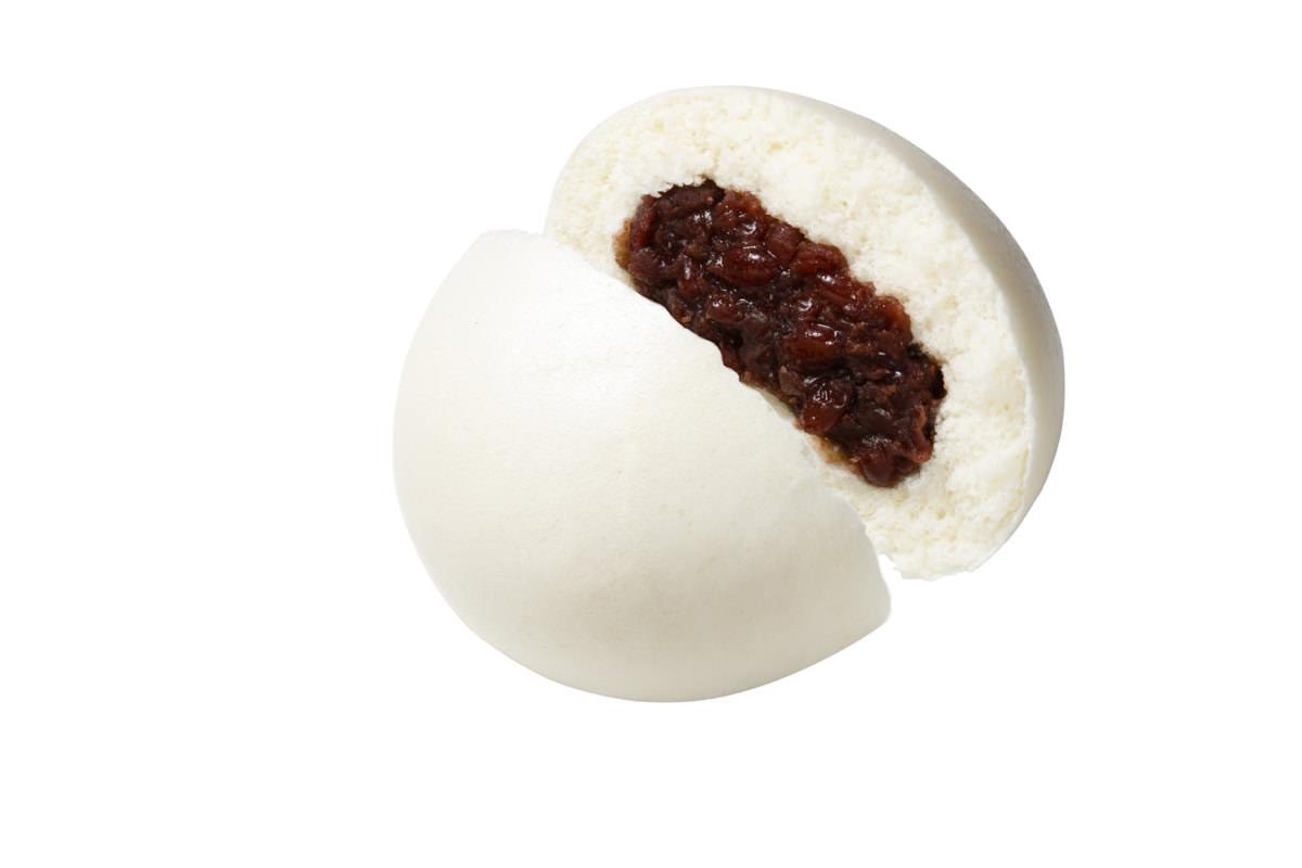 北海道小豆の粒あんまん