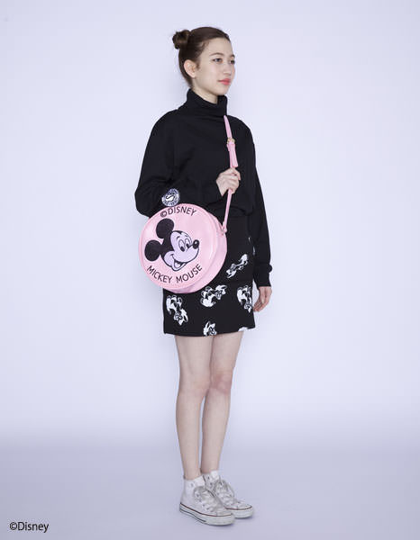 Disney ★ little sunny bite : mickey mouse/sholder bag