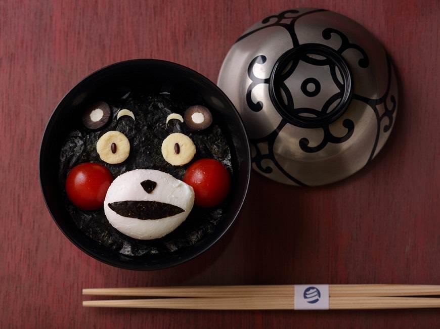 ホテルニューオータニ大阪「熊本震災復興支援 『くまモンの肥後丼』」