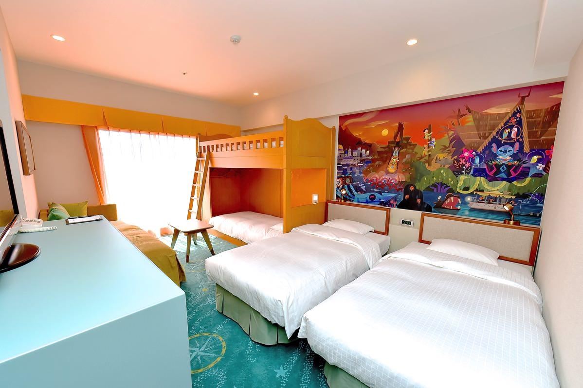 冒険や発見がテーマ!「東京ディズニーセレブレーションホテル
