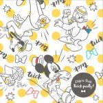 G賞 タオル ミッキー、ドナルド、グーフィー