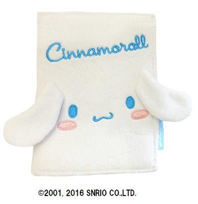 Cinnamoroll POP UP SHOP in KIDDY LAND HARAJUKUダイカット二つ折ミラー