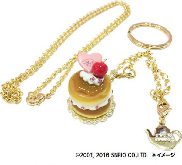 Cinnamoroll POP UP SHOP in KIDDY LAND HARAJUKU3wayチャーム (パンケーキ)
