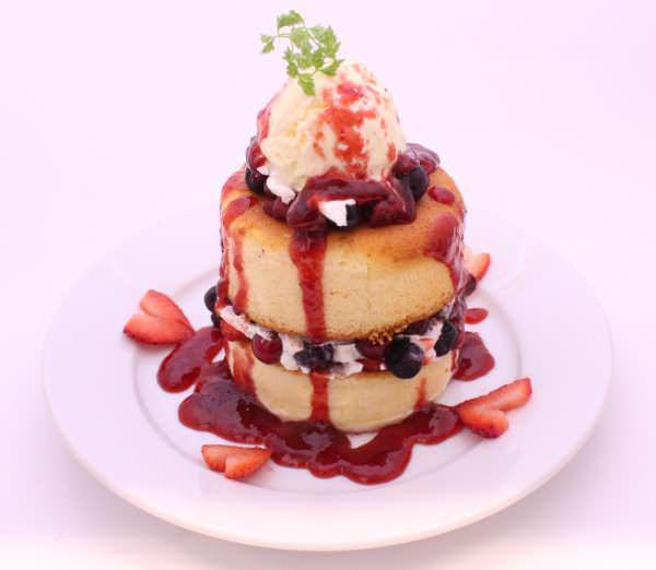 ワンピースタワー「欲張りパンケーキ」