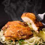 ガスト「チキテキ・ピリ辛スパイス焼き」イメージ