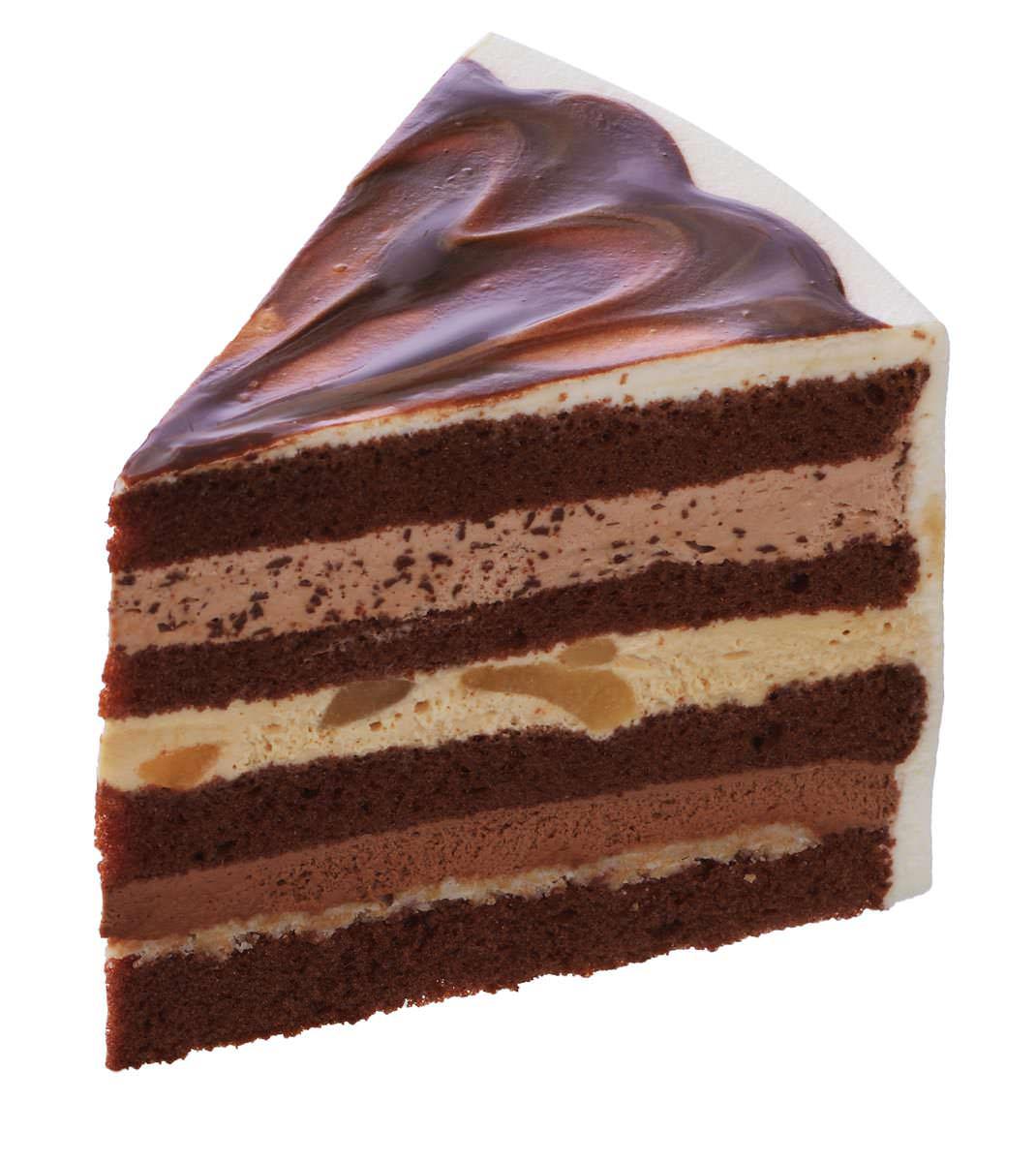ミルショート(チョコレート)
