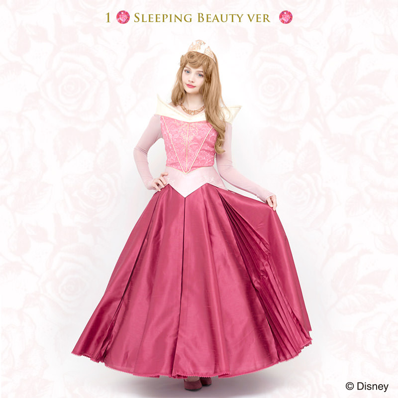 Pink dress(Sleeping Beauty ver.)