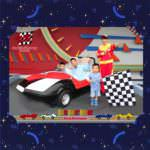 スペシャルデザインの乗車証明書も!東京ディズニーランド「グランドサーキット・レースウェイ ファイナルラップ・キャンペーン」開催