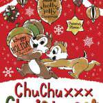 """ほっこりあったか """"チップ&デール""""デザイン!ITS'DEMO「ChuChuxxx Christmas」11月1日より開催"""
