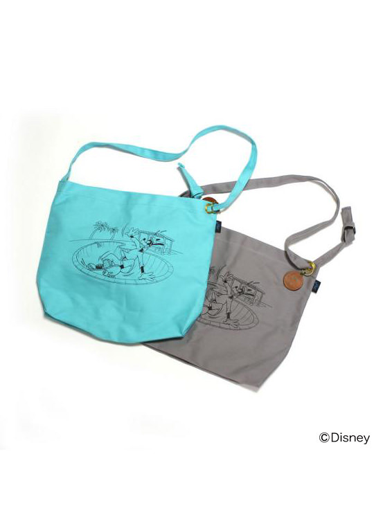 SACOCHE Shoulder Bag -GOOFY-