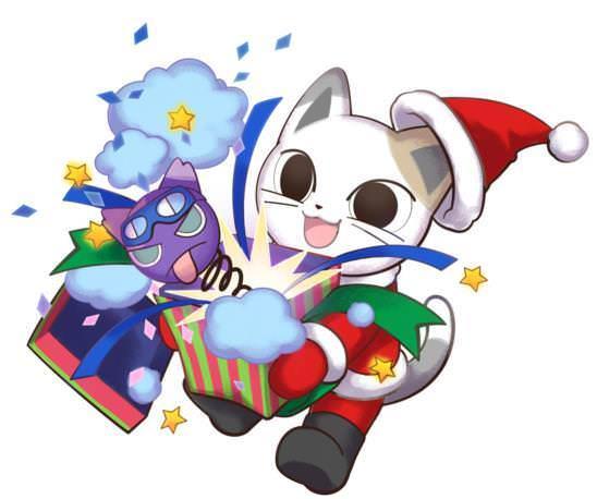 ハッピーサプライズクリスマス