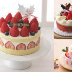 コージーコーナー「クリスマスケーキ」