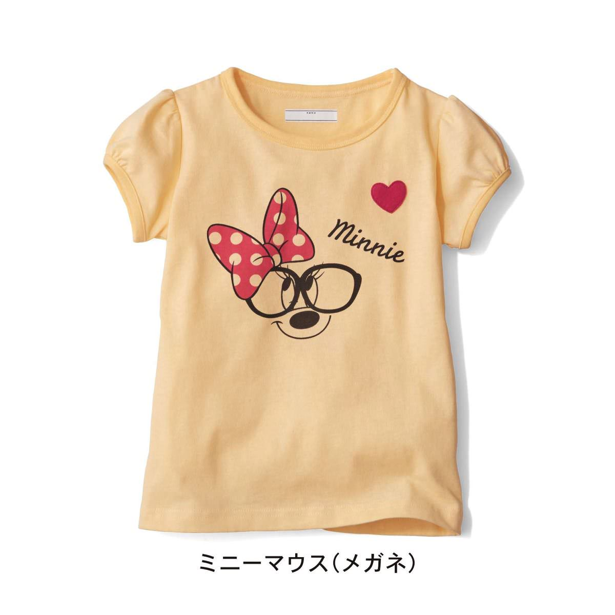 半袖Tシャツ ミニーマウス