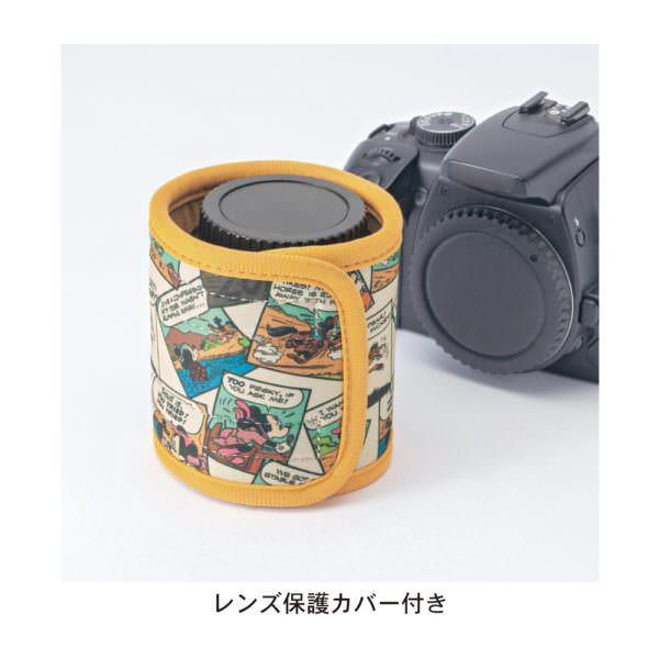 カメラバッグレンズカバー