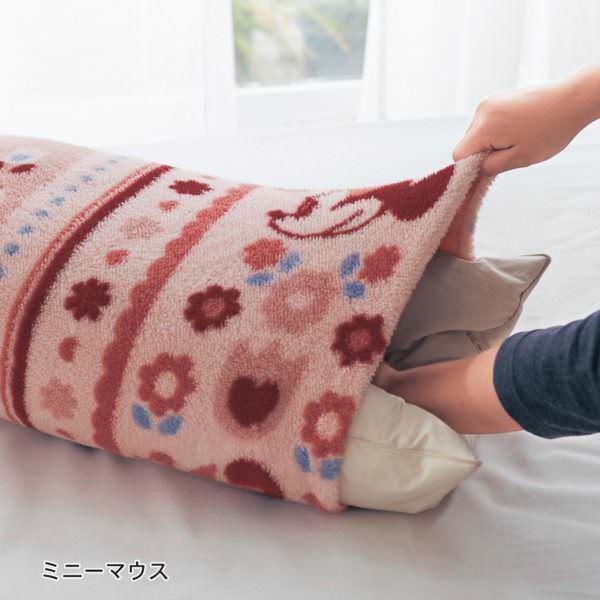 枕カバー 使用例
